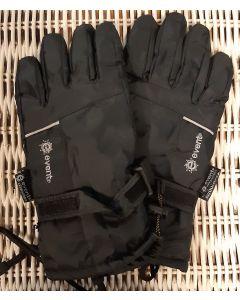Event handschoen waterproof, zwart