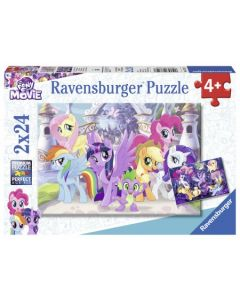 Puzzel My Little Pony 2 x 24