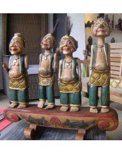 4 Indo mannen AANBIEDING