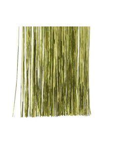 Lametta slinger olijf groen