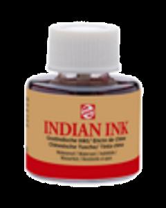 Oostindische inkt zwart 11 ml watervast