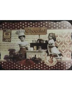 Placemat Chocolat