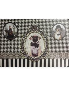 Placemat Honden