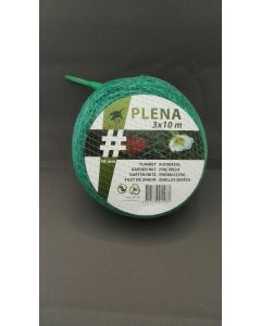 Tuinnet Plena (groen) 3x10 m