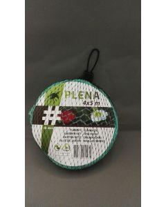 Tuinnet Plena (groen) 4x5 m
