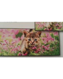 Design mat Kitty