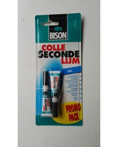 Bison Secondelijm (Gel)