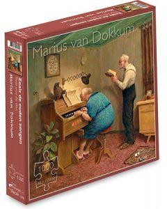 Puzzel  Marius Van Dokkum Zoals de Ouden Zongen